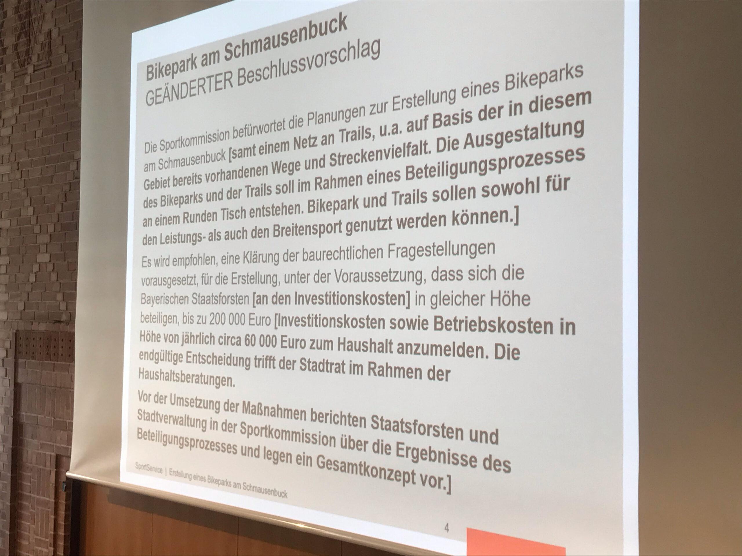 Kurzfazit von der Sportkommissionssitzung am 18.07.2020
