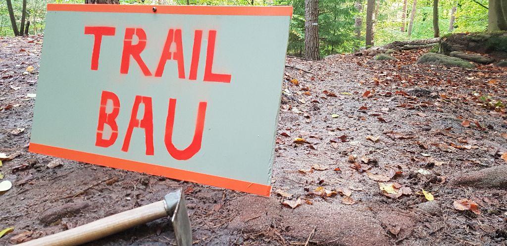 Neues vom Buck: Streckenkonzept & Trailbau