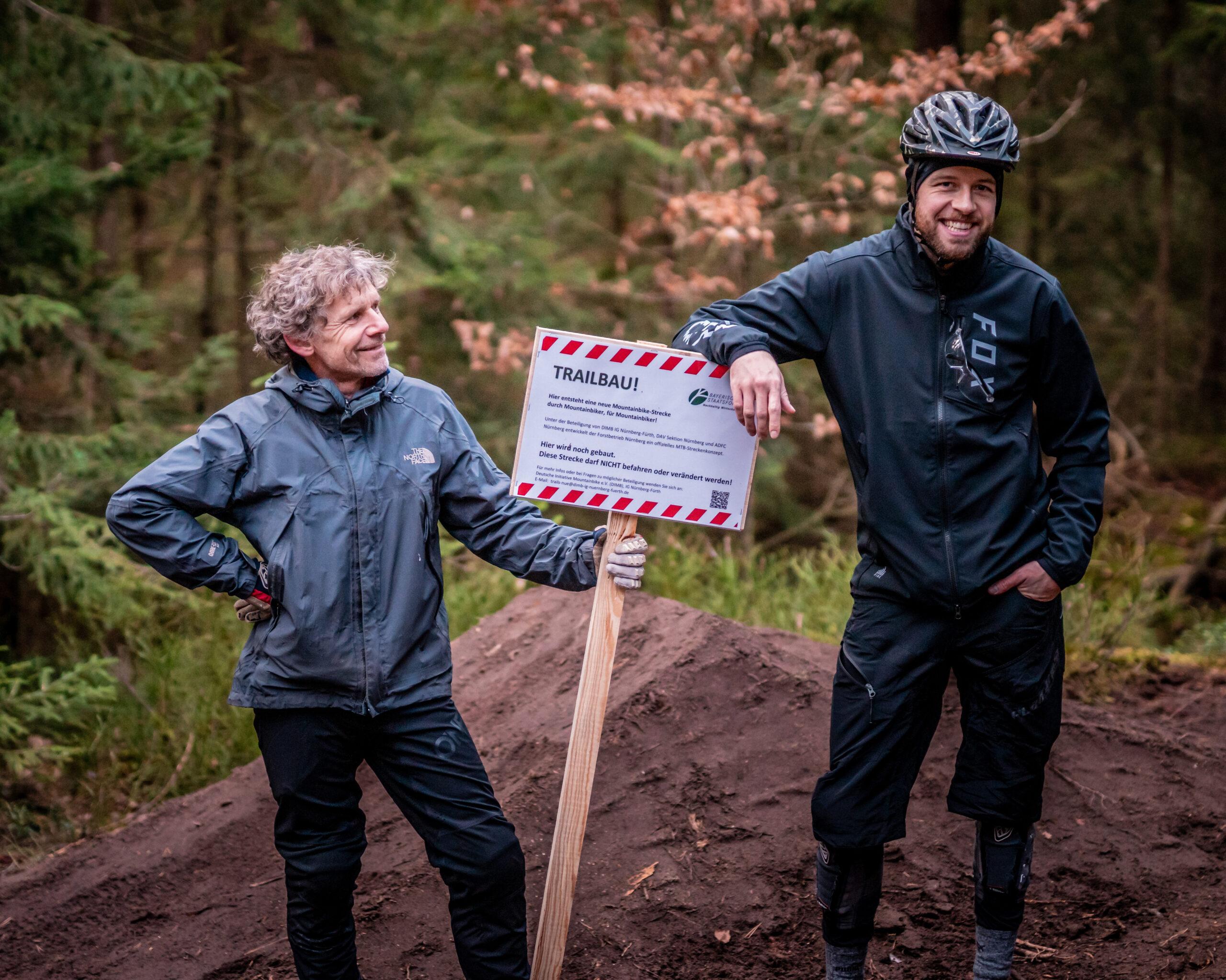 Das sind wir – Die Gesichter hinter dem Verein: AK Streckenbau Nürnberg