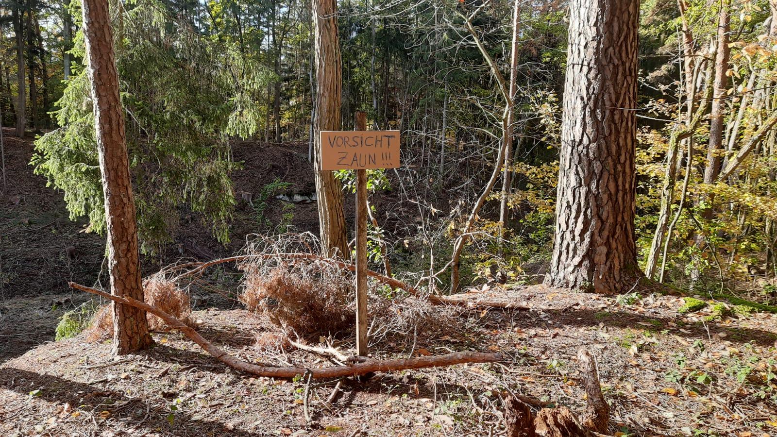 WICHTIGE INFO: Fürther Stadtwald